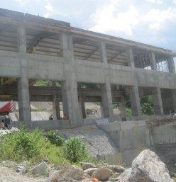 Khung kèo thép TD Dakdrinh