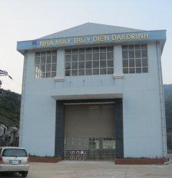 Thủy điện Sông Côn Quảng Nam