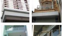 Lan can & Cầu thang Inox