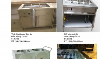 Tủ & Nội thất bếp Inox